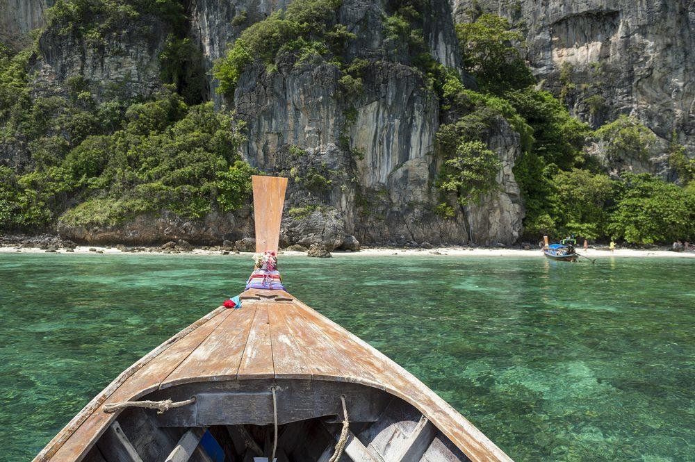 7. La jolie Mosquito Island (Ko Phi Phi)