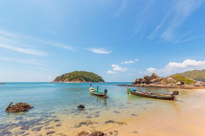 3. La plage à couper le souffle de Patong, Thaïlande