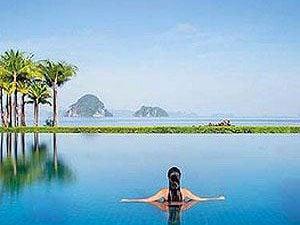 9. La baie de Phulay, l'une des plus belles plages de la Thaïlande