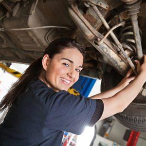 3. Vos pneus s'usent de façon inégale