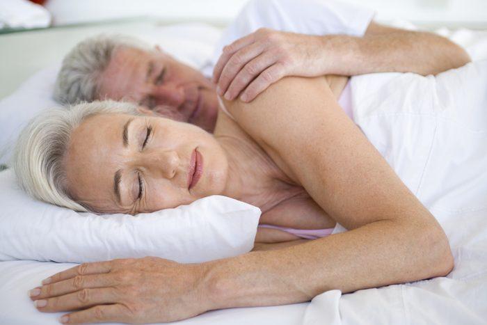 6. Dormir plus pour perdre du poids