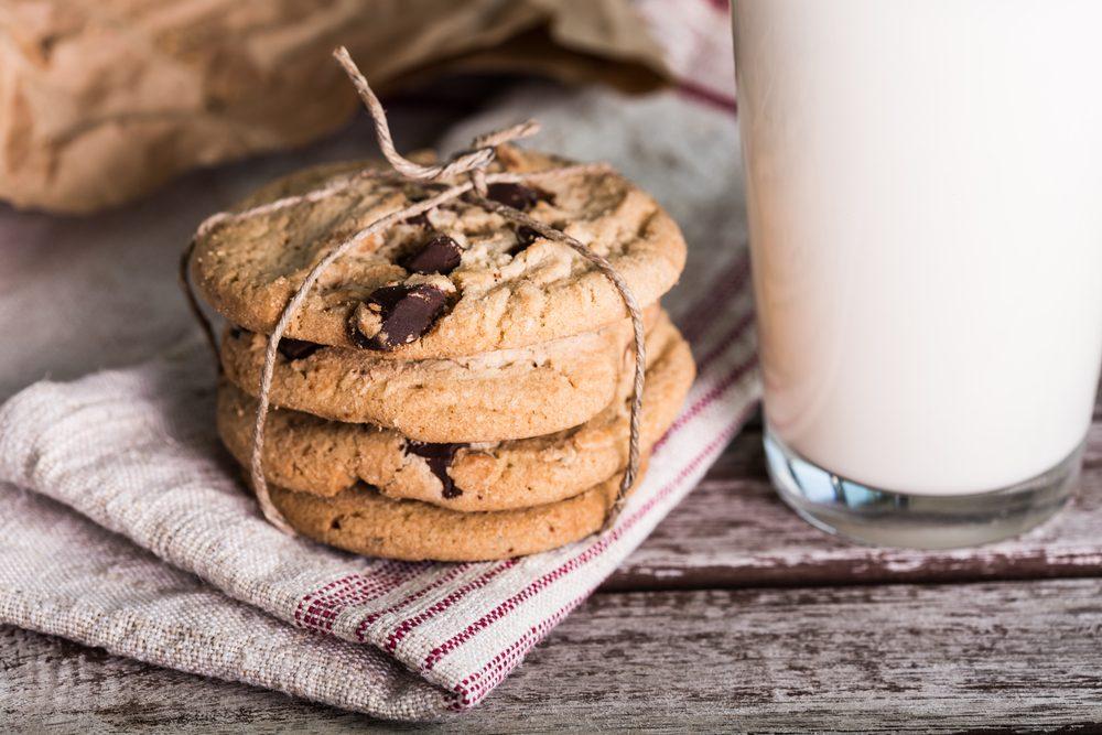 9. Les biscuits peuvent créer une dépendance