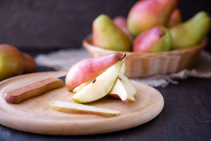 La poire, un fruit qui augmente votre dépense énergétique