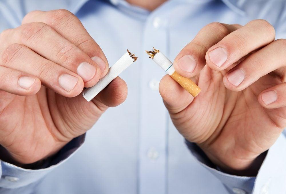 Arrêter de fumer grâce au poivre noir