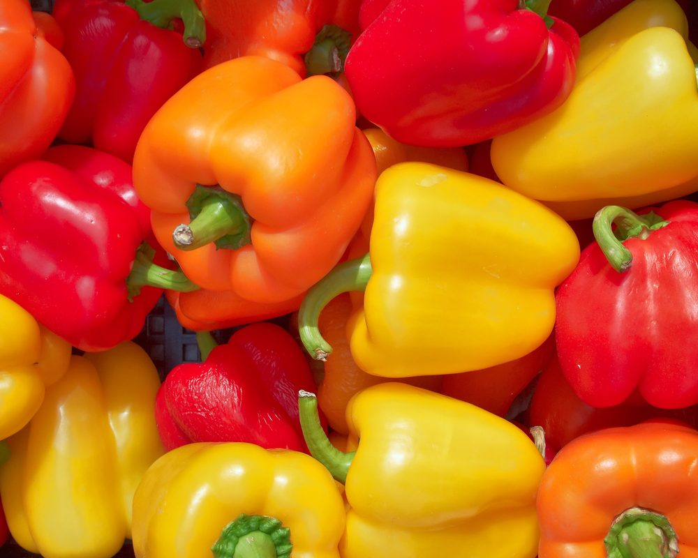 Peppers to melt fat reserves
