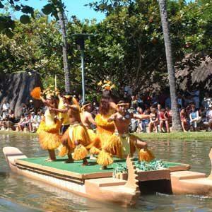 2. Le Polynesian Cultural Center