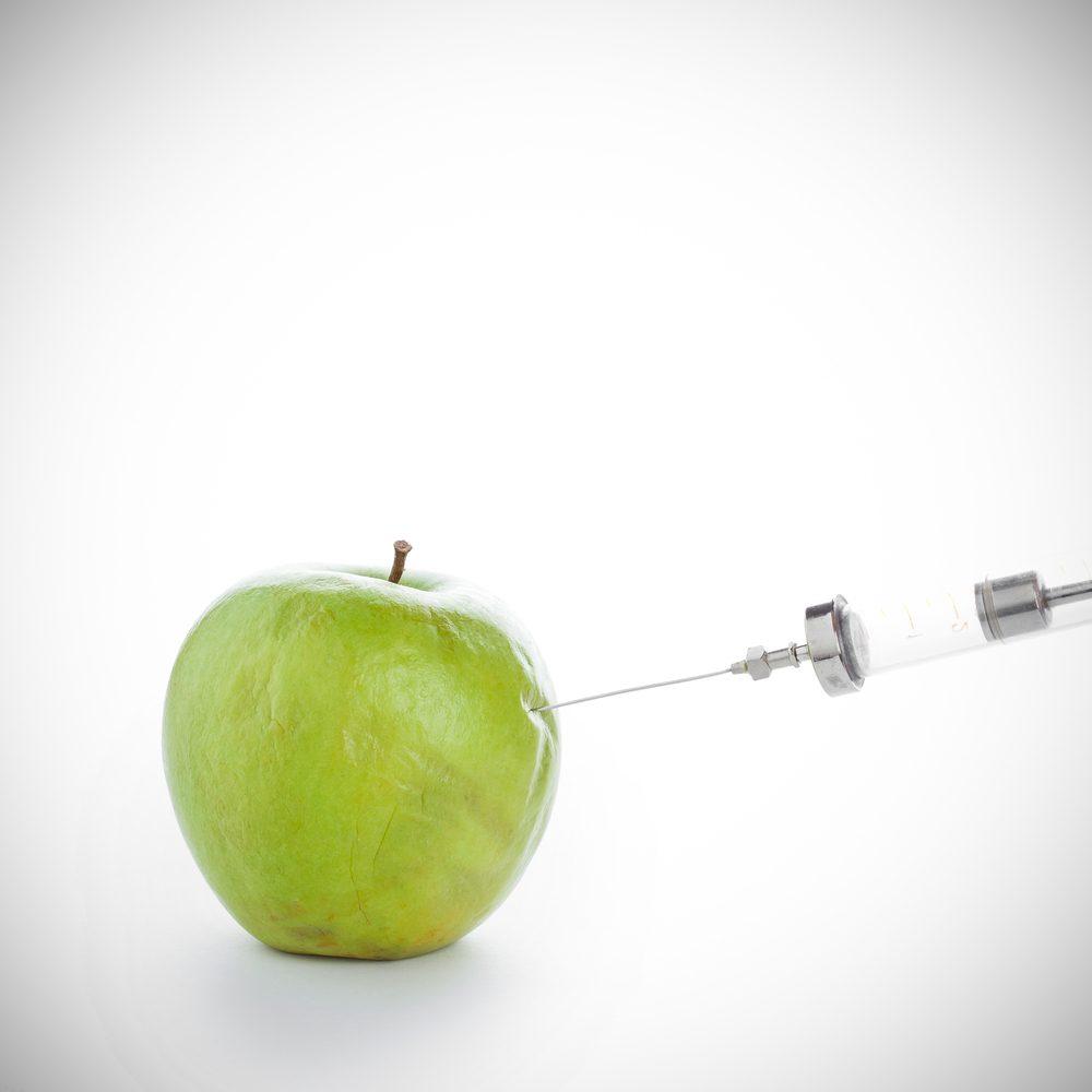 Une pomme étiquetée OGM bientôt dans nos épiceries