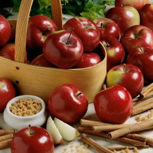 Valeurs nutritives des pommes