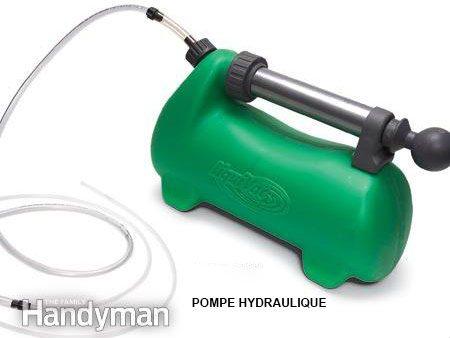 Acheter une pompe hydraulique pour le liquide de transmission