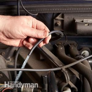 1. Vérifier le fonctionnement de la pompe