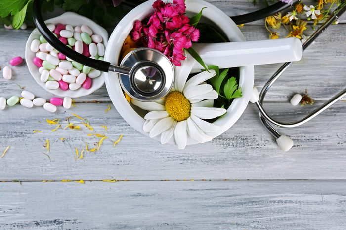 La popularité de la médecine alternative