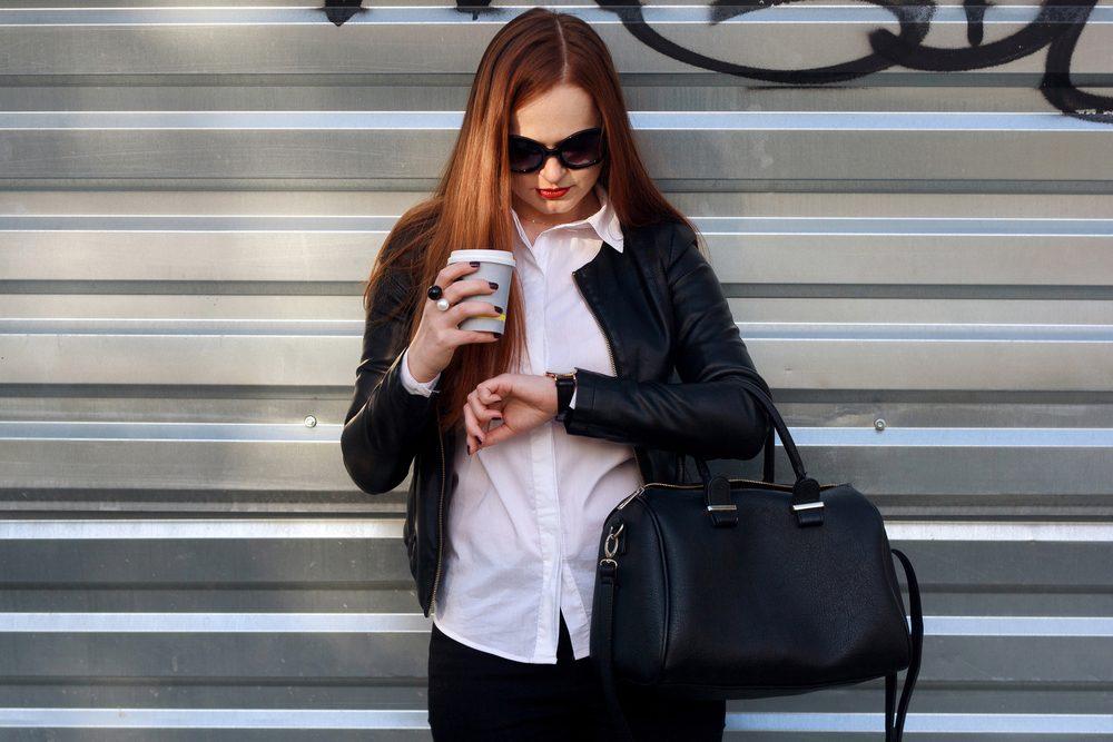 Truc contre l'anxiété et le stress: Évitez d'être en retard pour diminuer votre niveau d'anxiété et limiter les sources de stress.
