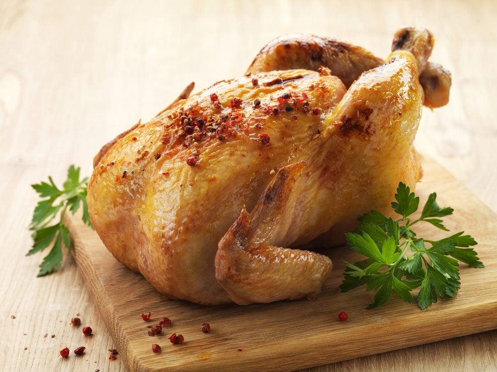Parmi les meilleurs superaliments, il y a le poulet