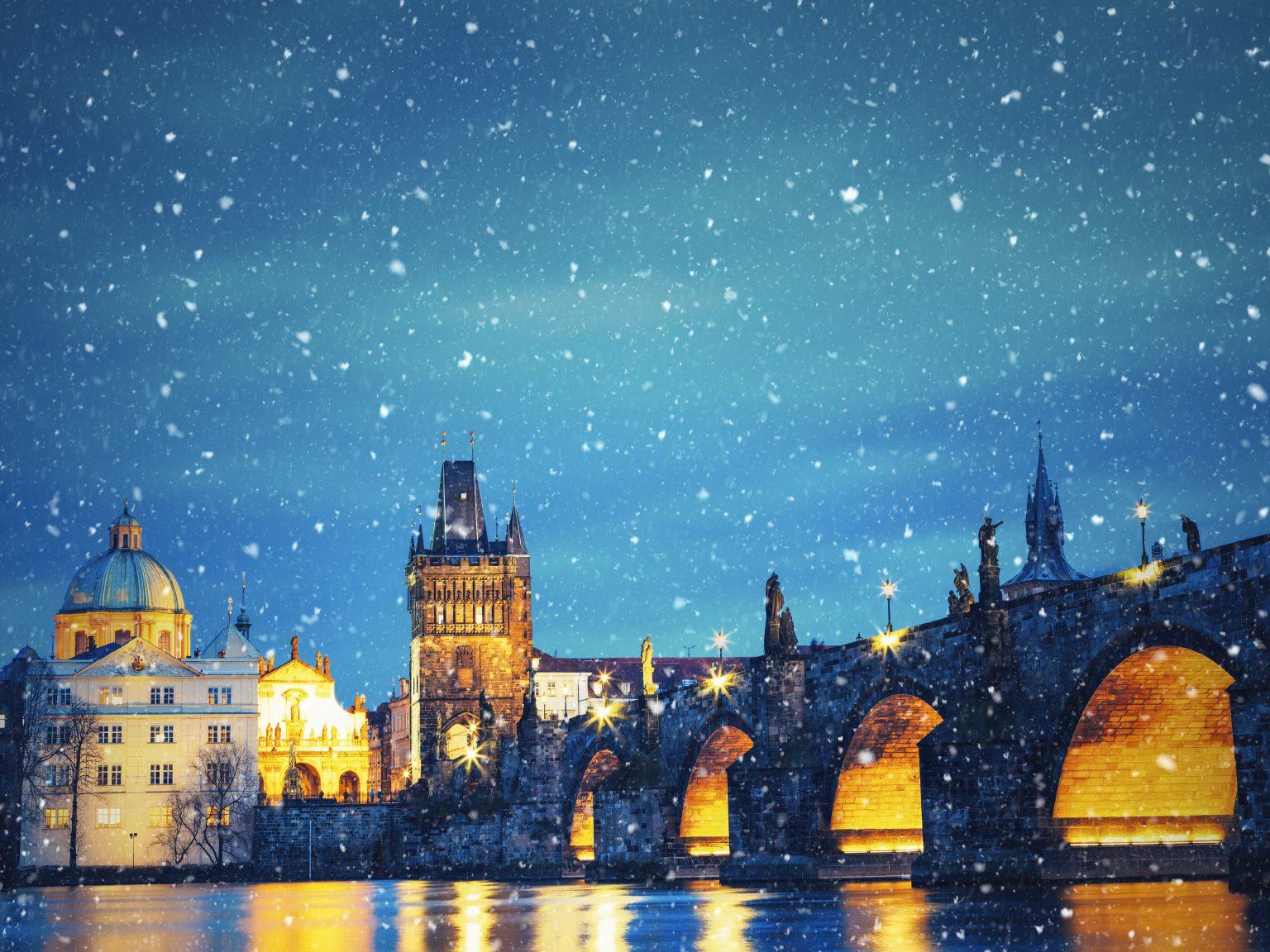 5. Prague, République tchèque