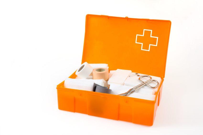 Trousse de premiers soins