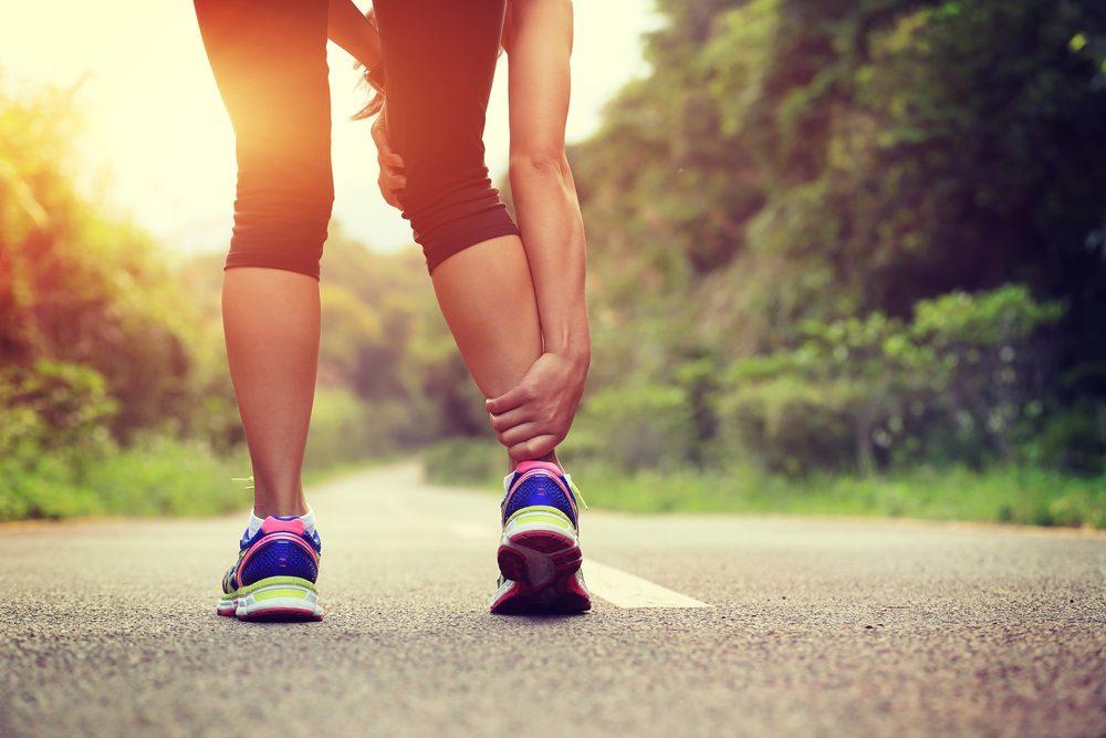 Le sel d'epsom peut prévenir les blessures sportives.