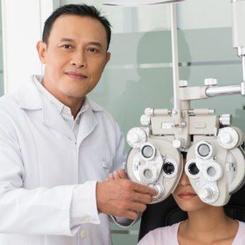 5 problèmes dissociés de la vue qu'un examen des yeux peut diagnostiquer