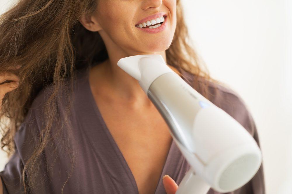Le sel d'epsom protège les cheveux.