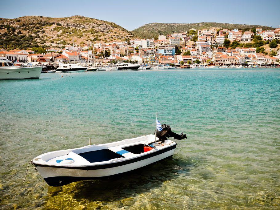 7. Le Pythagoréion et l'Héraion, Samos