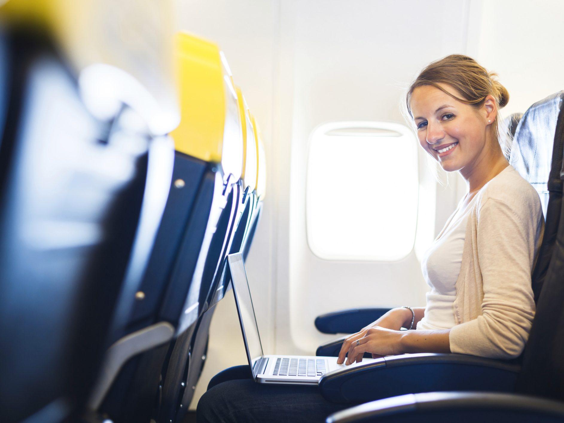 L'air d'une cabine d'avion est plus pur que ce que vous ne pensez