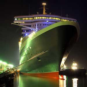 7. Les croisières Cunard