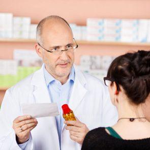 Questions Pharmacien.