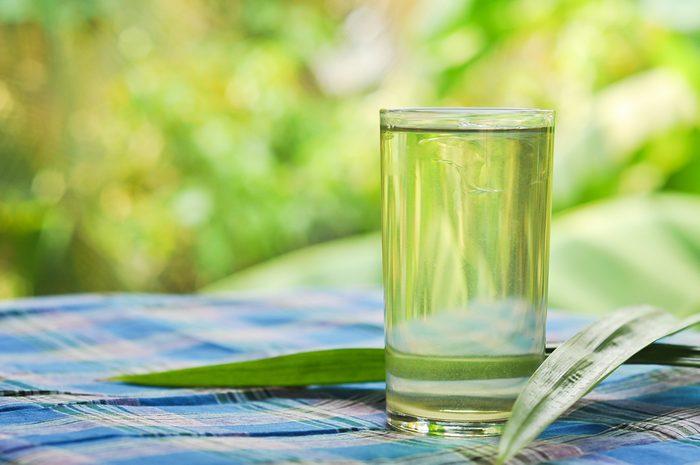 Quoi avaler pour avoir plus d'énergie? Prenez une boisson amère.