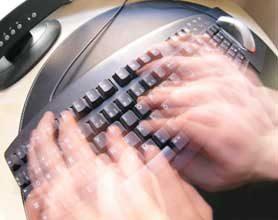 6. Servez-vous des raccourcis clavier