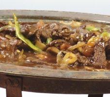 Ragoût de bœuf à la marocaine