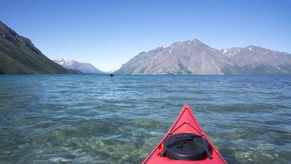 8. Participer à la plus grande course de canots et kayaks du monde