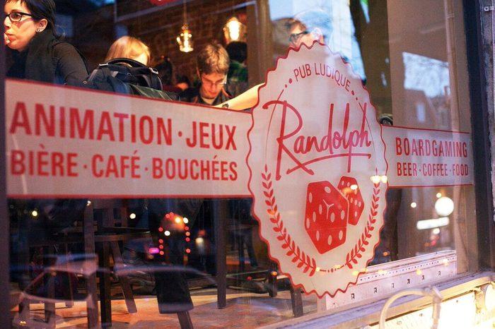 Randolph Pub Ludique, un bar incontournable pour les joueurs!