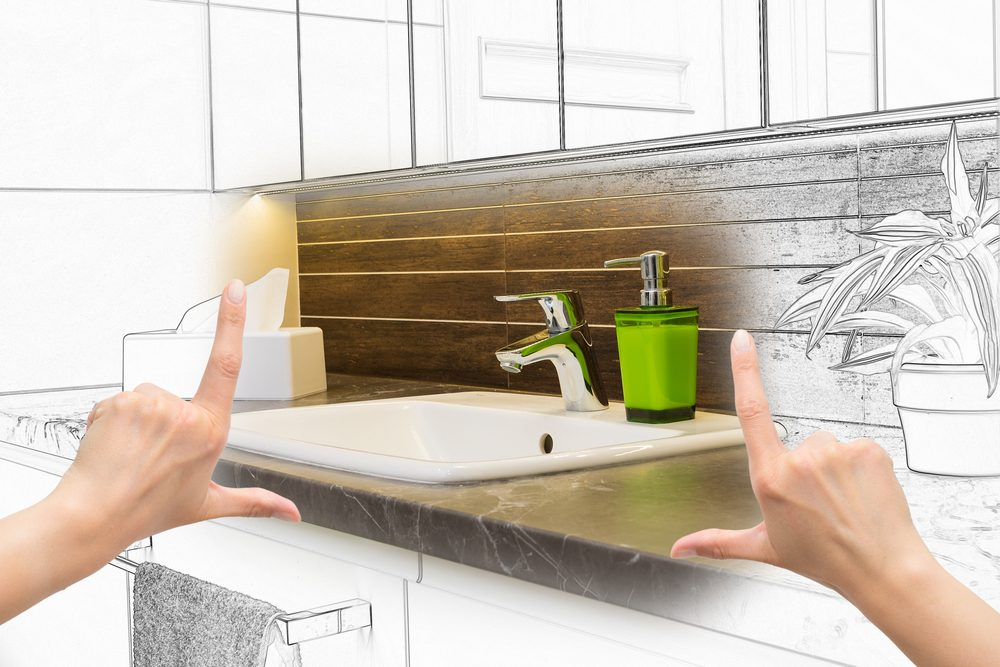 Rénover sa salle de bain tout en respectant le budget.