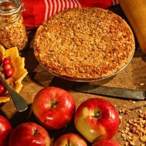Croustade aux pommes