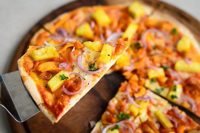 Des recettes de pizza santé et faibles en calories