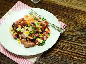 3. Le pâté chinois de la Maison Publique, une recette classique du Québec pour se régaler