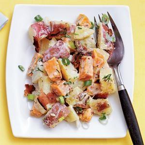 4. La salade au 3 pommes de terre pour agrémenter votre pique-nique