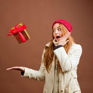 1. Acceptez le cadeau