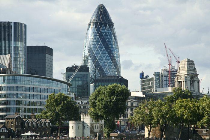 Récit de voyage à Londres