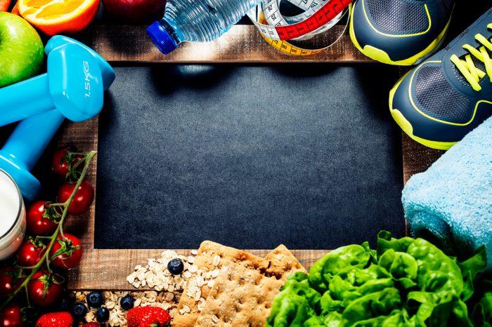 12 trucs et astuces pour réduire les calories: procédez graduellement