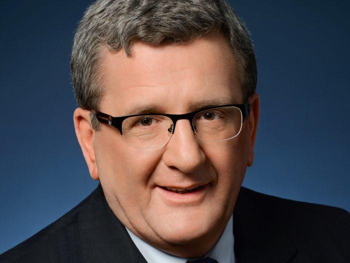 En 14e position : Régis Labeaume