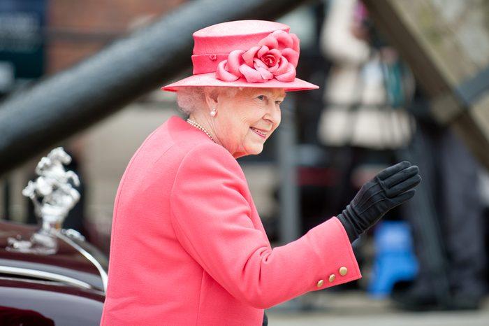 1952- Vive la reine!