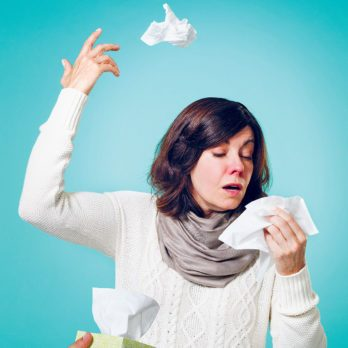 Guérir le rhume en 10 remèdes maison