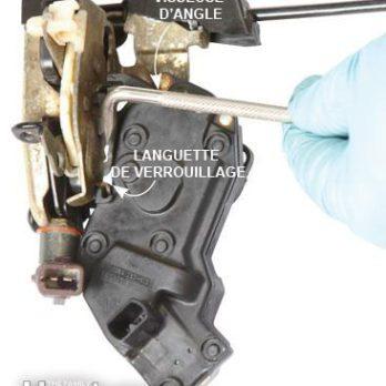 Remplacer les serrures de vos portes d'auto : c'est facile