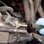Vérifier l'état de la valve PVC de votre auto