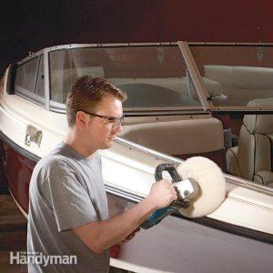 Comment réparer de la fibre de verre