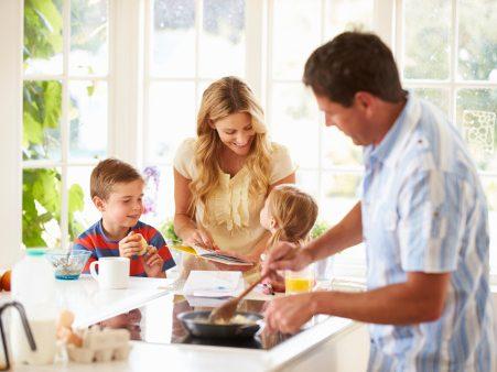 1. Tenez la cuisine en ordre
