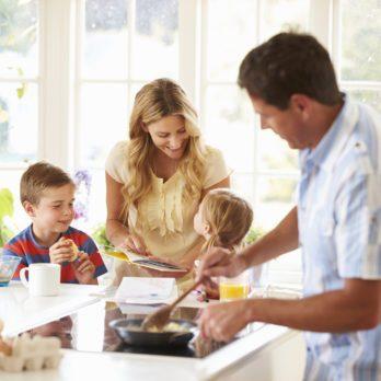 Famille: 8 conseils pour des repas santé
