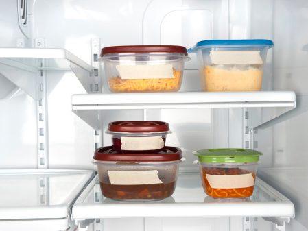 6. Conservez des repas maison au congélateur