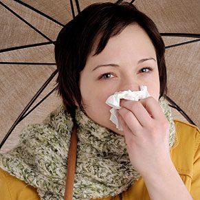 Les cinq règles d'or contre le rhume