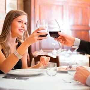 4. Voyez le rendez-vous arrangé comme votre premier rendez-vous amoureux